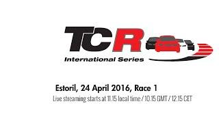 2016 Estoril, TCR Round 3