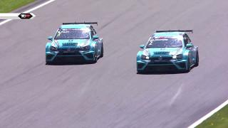 Sixth race and sixth different winner. 2017 Spa, Round 6 Clip