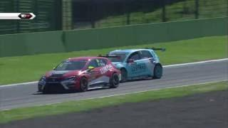 2016 Imola, TCR Round 8 clip. Grachev first russian on top.
