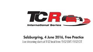 2016 Salzburgring, TCR Free Practice 2 in full