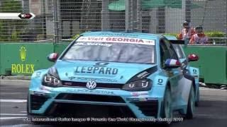 Vernay, what a debut! 2016 Singapore, TCR Free Practice Clip