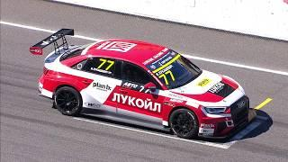 RCRS 5 stage 2018. Touring/TCR Russia. Race 1 | СМП РСКГ 2018. 5-й этап. Туринг. Гонка 1