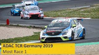 2019 Most, TCR Germany Round 3 in full