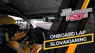 2019 Slovakia Ring, FIA WTCR Onboard lap with Tom Coronel