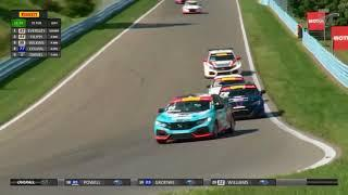 2018 PWC GP of Watkins Glen TCR/TCA Rd.12 Live Stream Highlights
