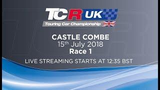 2018 TCR UK Castle Combe Race 1