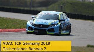 2019 Oschersleben, TCR Germany Round 2 in full