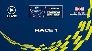 2019 Vallelunga, FIA Motorsport Games Race 1