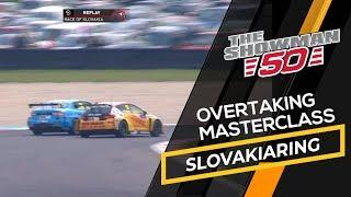 2019 Slovakia Ring, FIA WTCR Tom Coronel Race 2 HLTS. 17 places up!
