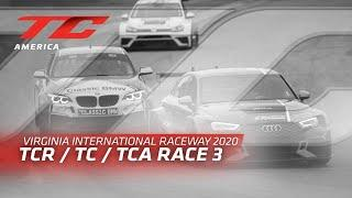 2020 Virginia, TC America Round 3 in full