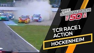 2019 Hockenheim, TCR Europe Round 3 - Great touring car action with Tom Coronel