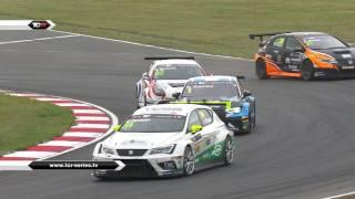 2017 Oschersleben, Round 13 Clip. Morbidelli back on top