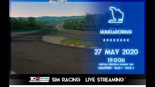 2020 Hungaroring, TCR Europe Simracing Rounds 5 & 6
