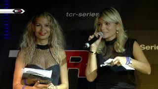 2019 Monza, TCR Europe Prize Giving Ceremony