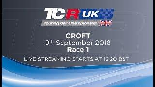 2018 TCR UK -Round 5- Croft, Race 1