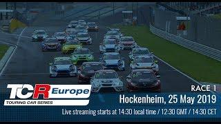 2019 Hockenheim, TCR Europe Round 3 in full