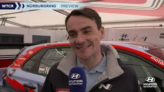 2019 Nurburgring, WTCR - Hyundai Preview