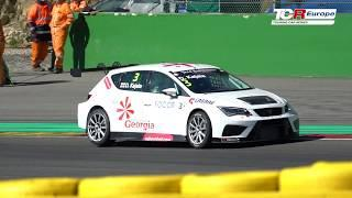 2019 Spa, TCR Europe - Free Practice Clip