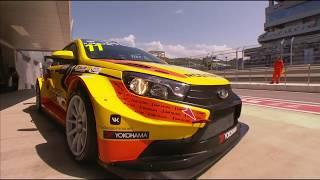 RCRS 6 stage 2018. Touring/TCR Russia. Race 2 | СМП РСКГ 2018. 6-й этап. Туринг. Гонка 2