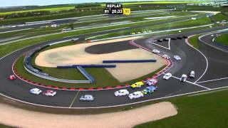 ADAC TCR Germany Oschersleben 2016 Race 1 News Clip