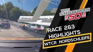 2019 Nurburgring, FIA WTCR Tom Coronel Race 2 & 3 HLTS