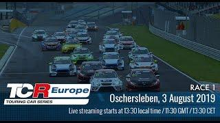 2019 Oschersleben, TCR Europe Round 9