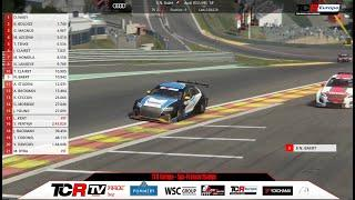 2020 Spa, TCR Europe Simracing - Round 1 HLTS