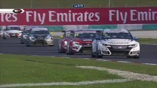 Other two amazing races. 2016 Sepang, TCR 26-minute Highlights