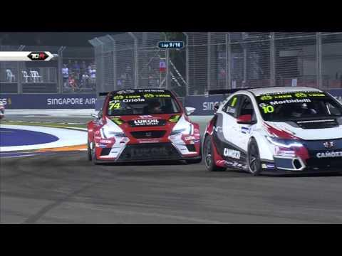 2015 Singapore, TCR 26-minute Highlights