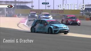 2016 Bahrain, TCR in full contact