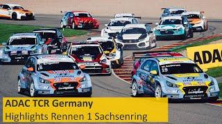 2021 TCR Germany   Round 9   Sachsenring HLTS