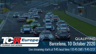 2020 TCR Europe | Qualifying | Barcelona