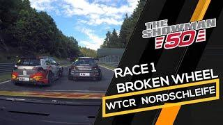 2019 Nurburgring, FIA WTCR Tom Coronel Race 1 HLTS
