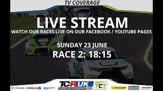 2019 Donington Park, TCR UK Round 4 in full