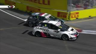 Cahos downtown. 2016 Singapore, TCR Round 18 clip