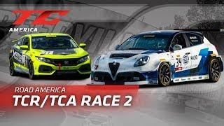 2019 Road America, TC America Round 14 in full
