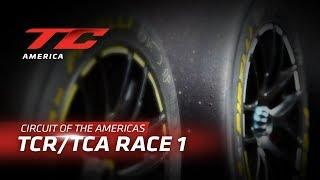2019 COTA, TC America Round 1 in full