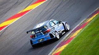 2019 Spa, TCR Europe - Andreas Backman Vlog