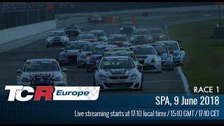 2018 Spa, TCR Europe Round 5 in full