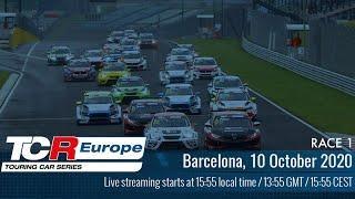 2020 TCR Europe | Round 7 | Barcelona