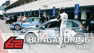 2019 Hungaroring, TCR Europe Borkovic HLTS