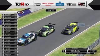 2020 Red Bull Ring, TCR Europe Simracing Round 4 HLTS
