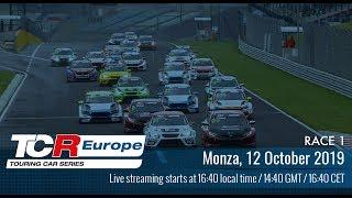 2019 Monza, TCR Europe Round 13 in full