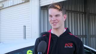 2019 Winton, TCR Australia Test. Interview with Alex Rullo