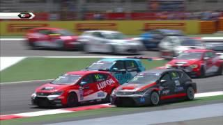 2017 Bahrain, TCR Round 4 Clip. Borkovic's first time