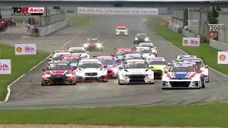 2019 Zhuhai, TCR Asia Round 4 in full
