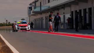 2019 The Bend, TCR Australia - Peugeot gets first laps on Australian soil