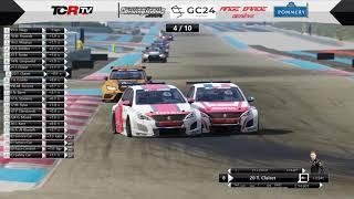 2020 Le Castellet, TCR Europe Simracing Round 7 HLTS