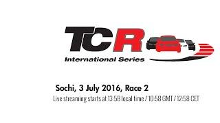 Sochi Race 2 Live Streaming