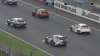 2019 Fuji, TCR Japan Round 5 in full